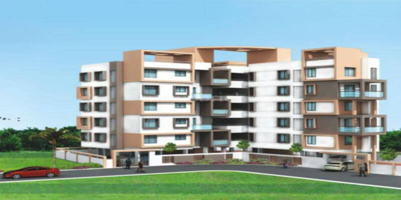 GRD Gaurav Pride In Wakad Pune By GRD Infraprojects