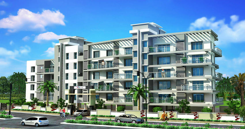 Opal Apartment in Baner Pune